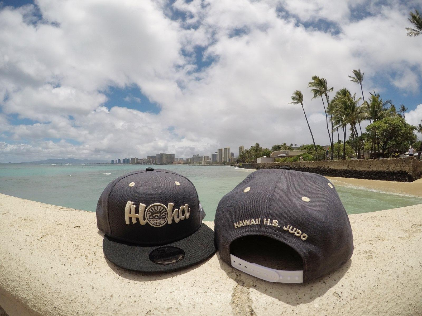 2018 Team Hawaii Hats 2